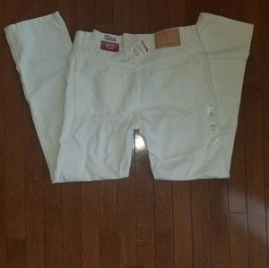 Tommy Hilfiger White Jeans